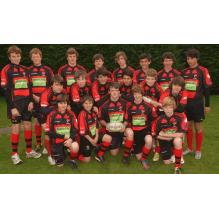 Cheltenham Tigers U15s Tour