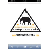 Camps International: Tanzania 2013 - Charlotte Wharmby