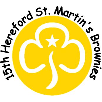 15th Hereford St Martin's Brownies