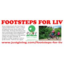 Footsteps for Liv