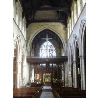 Marsden Parish Church, St Bartholomew's