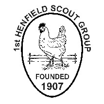 1st Henfield Scouts Building Appeal