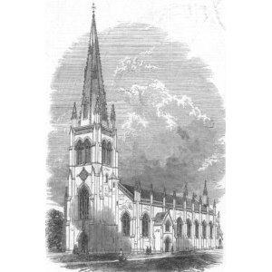 St Mark's Church Hamilton Terrace