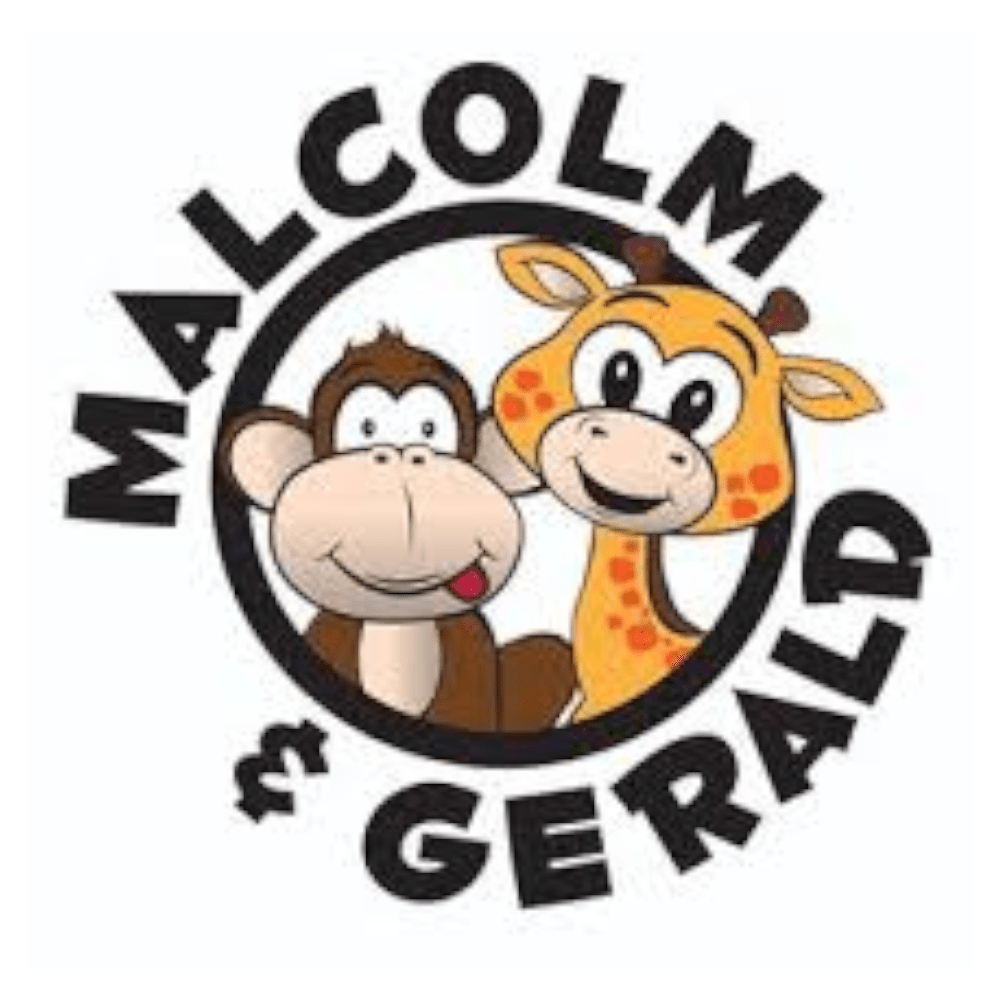 Malcolm and Gerald