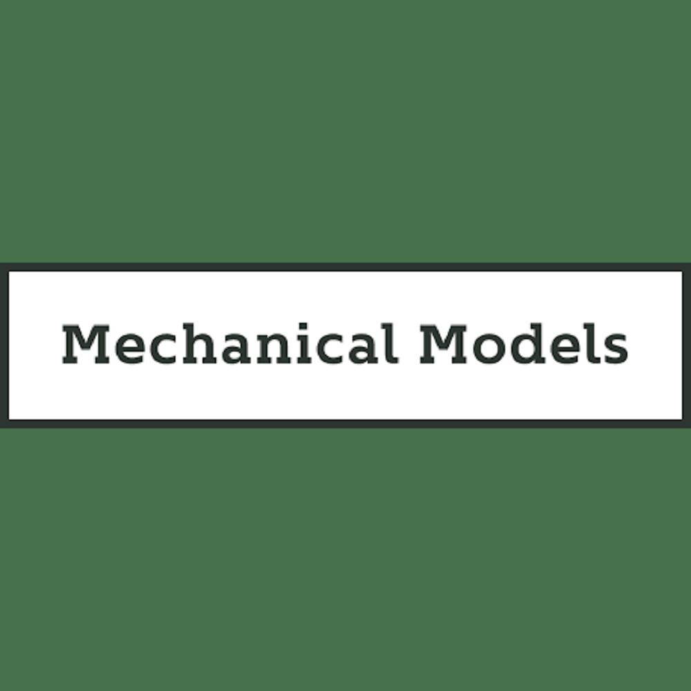 Mechanical Models UK
