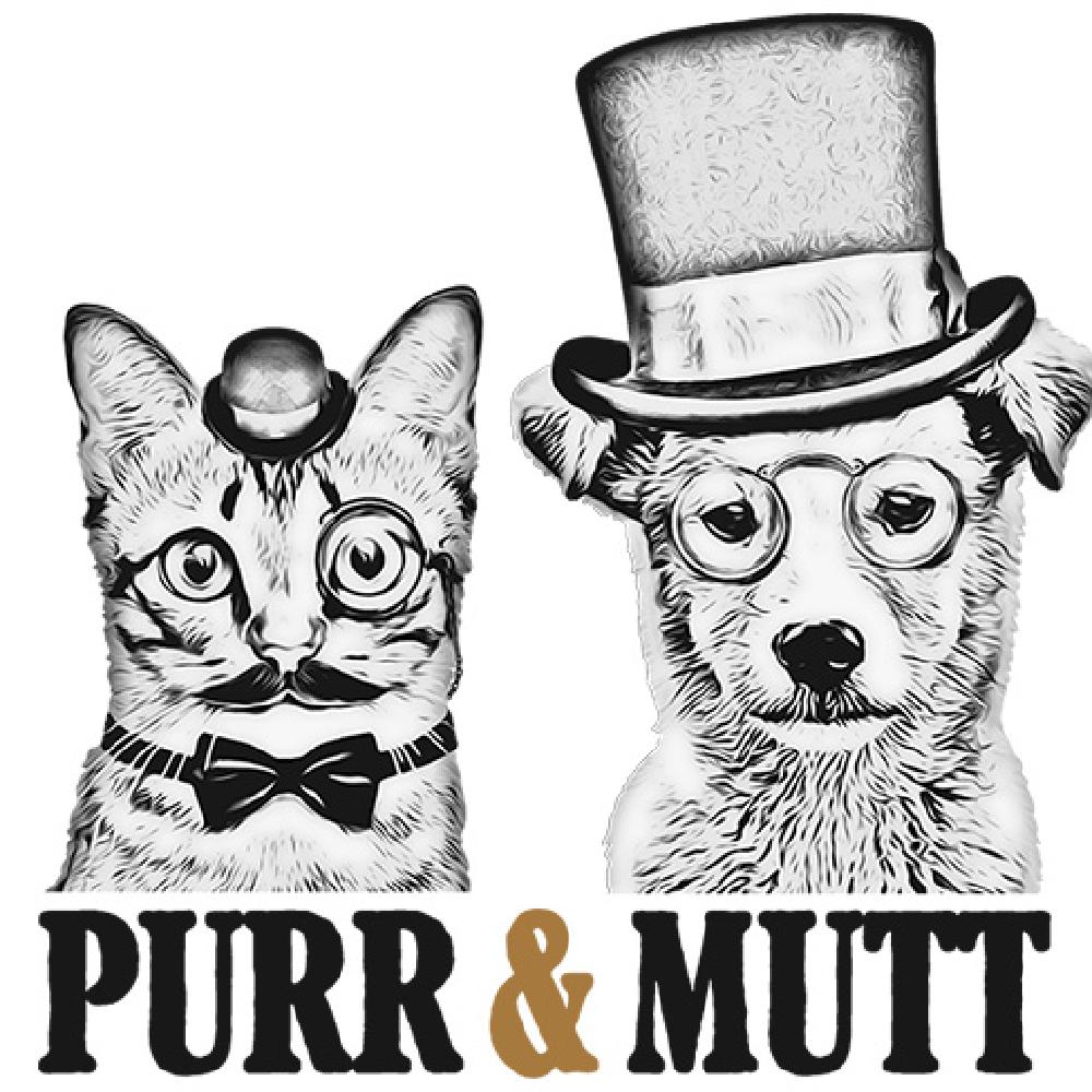 Purr & Mutt