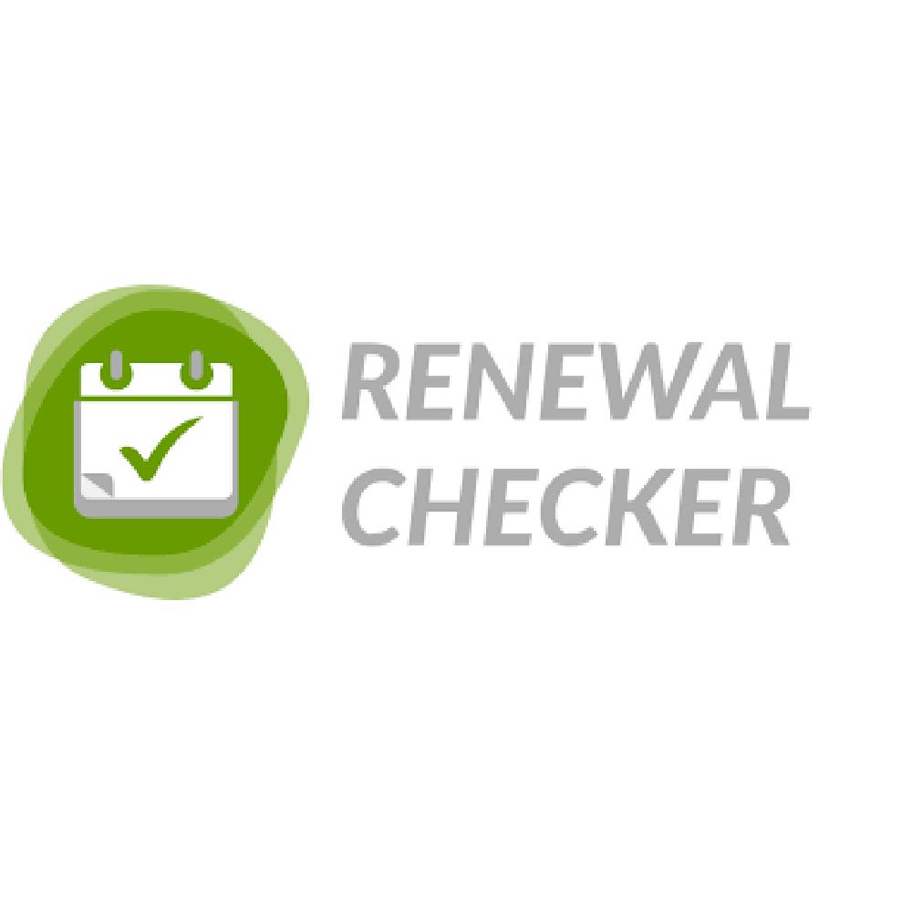 Renewal Checker Car Insurance