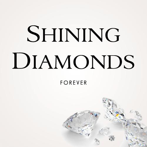 Shining Diamonds
